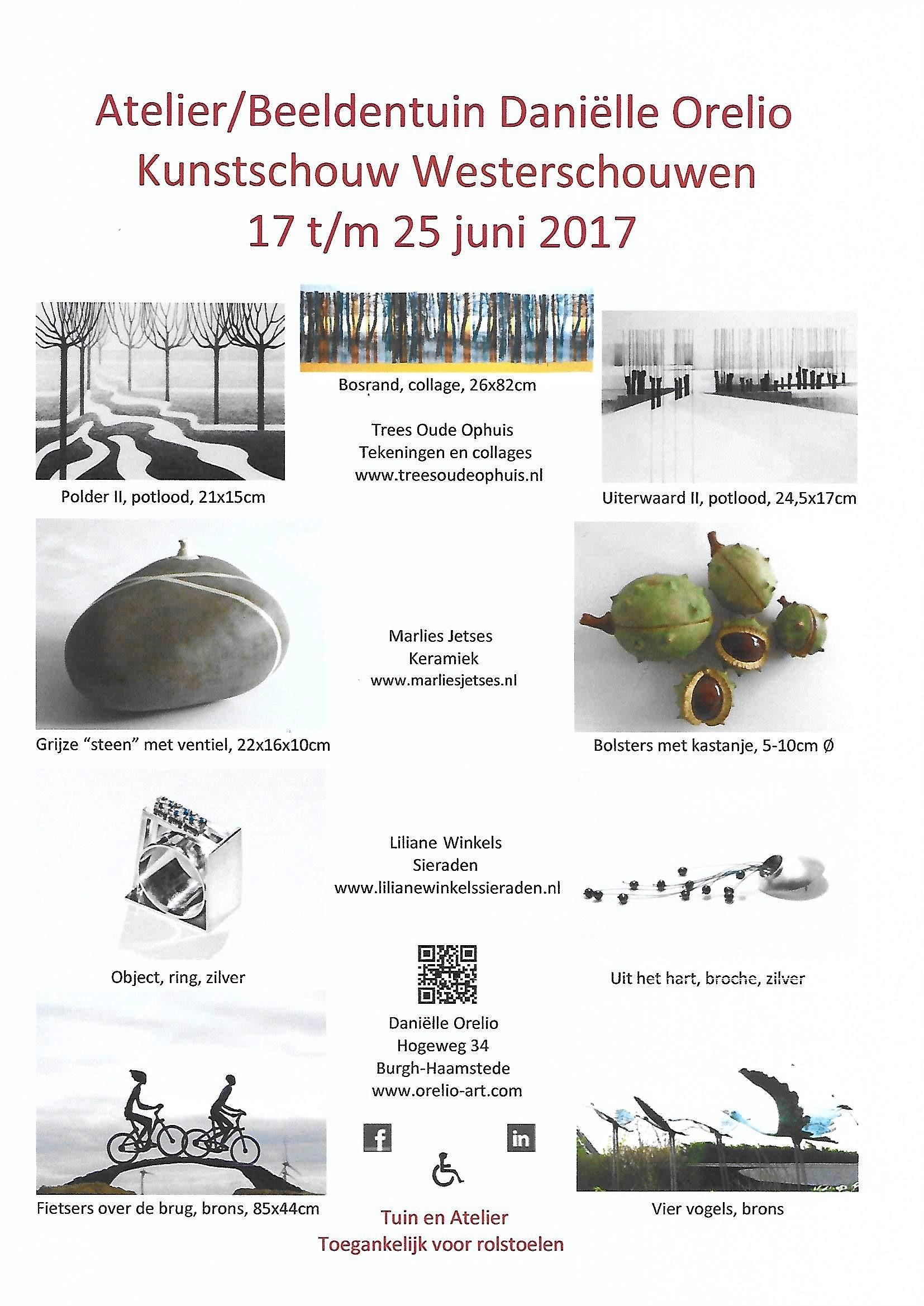 Affiche kunstschouw scan marlies