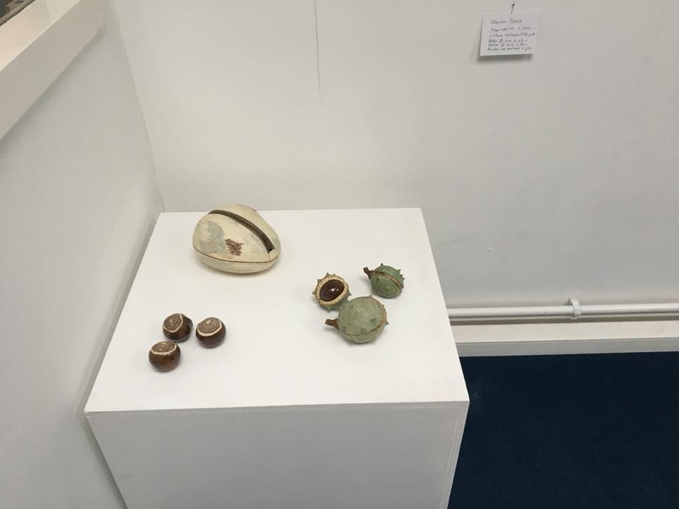 keramiek pakje kunst expo 2018 Gorinchem