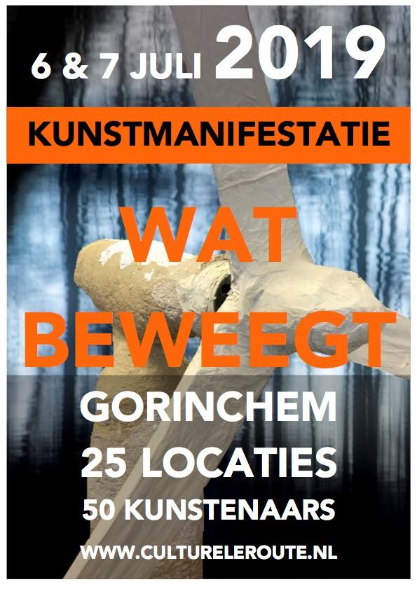 Kunstmanifestatie Gorinchem 2019